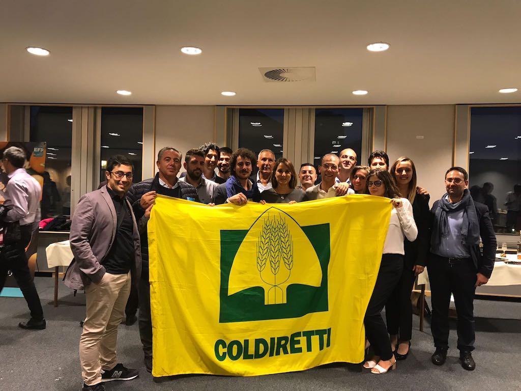 Coldiretti: il gusto dell'agroalimentare della Calabria e non solo al Parlamento Europeo
