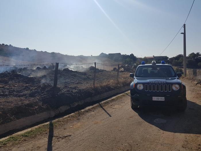 arresto per incendio ed evasione-LameziaTermeit