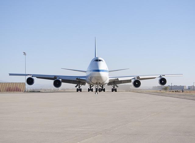atterrato a lamezia un boeing 747-LameziaTermeit