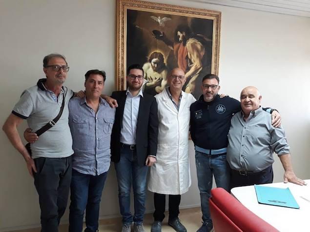 Coordinamento sanità 19 Marzo incontra il Direttore Gallucci