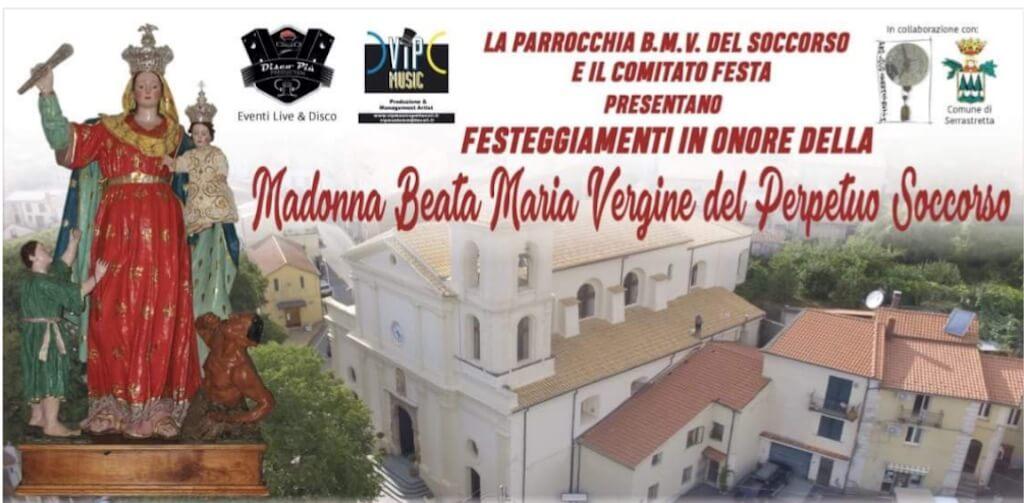 Festa della Madonna del Perpetuo Soccorso a Serrastretta