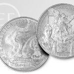 Una moneta speciale per i 50 anni dell'Associazione Nazionale della Polizia