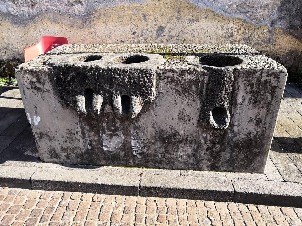 fontana del satiro e della ninfa a sambiase-LameziaTermeit