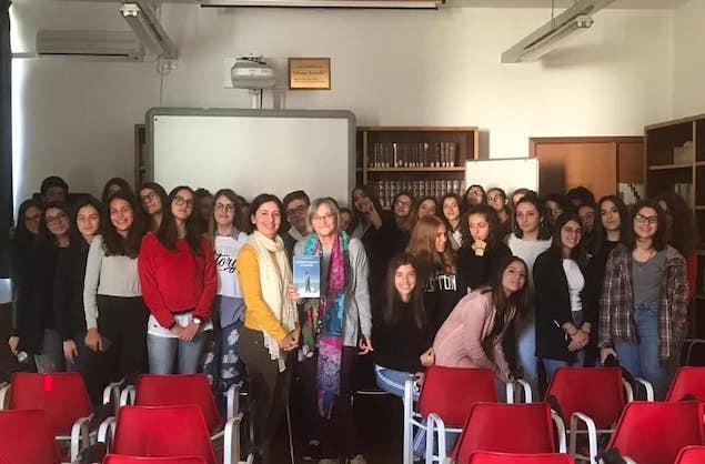 Chieffallo e Luzzo per Libriamoci 2018 al liceo classico fiorentino