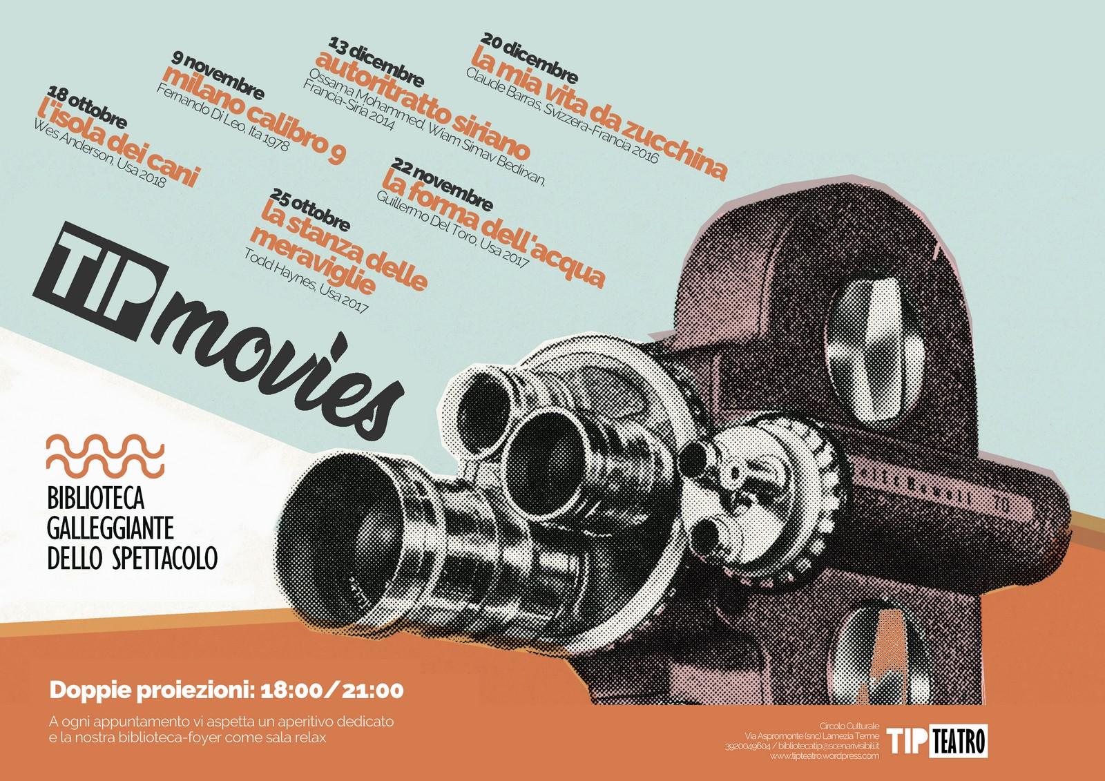 la nuova rassegna del tip teatro-LameziaTermeit