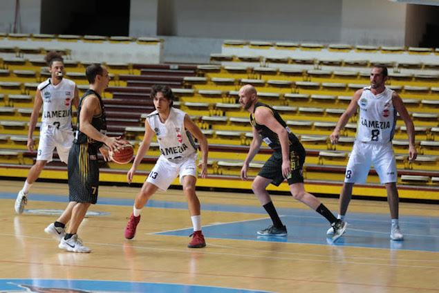 basketball lamezia san severo