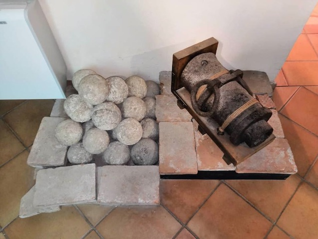 Bombarda nicastrese (XV sec.)