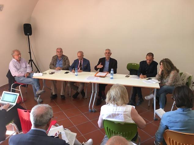 Ivan Falvo D'Urso, Giuseppe Gigliotti, Nicolino Panedigrano, Costantino Fittante, Salvatore D'Elia, Daniela Grandinetti