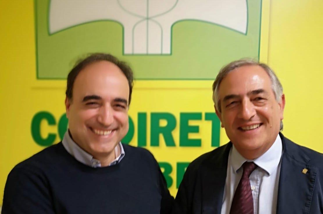 Franco Aceto e Pietro Molinaro