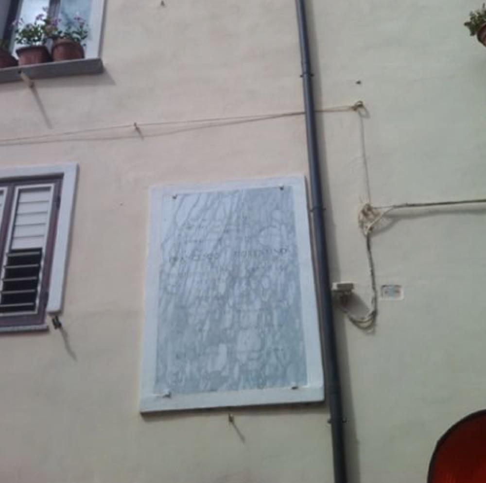 La dimora di Francesco Fiorentino