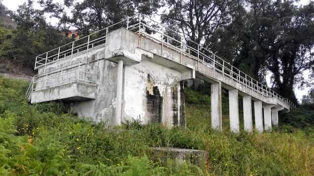 Impianto depurazione Acquafredda