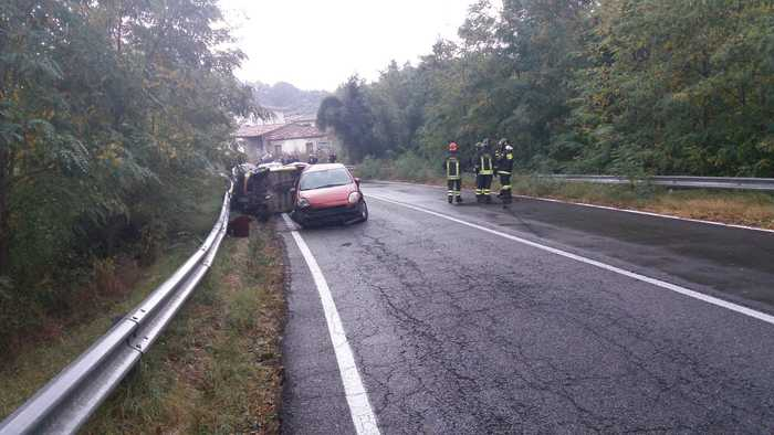 Incidente stradale a Montalto Uffugo