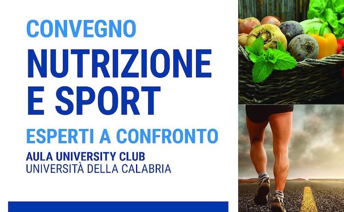Nutrizione e Sport, convegno dell'Associazione Scientifica Biologi Calabresi