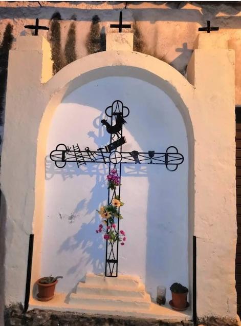 Croce via Fiorentino