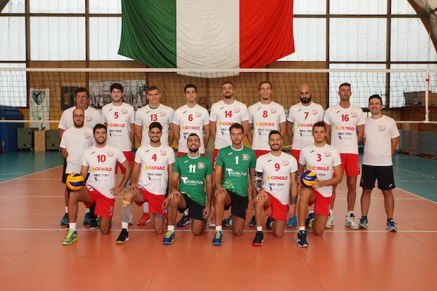 La Top Volley Lamezia