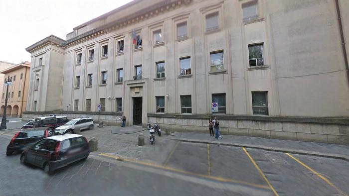 vecchio tribunale di Vibo Valentia