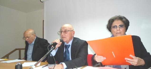 Italo Leone confermato presidente uniter