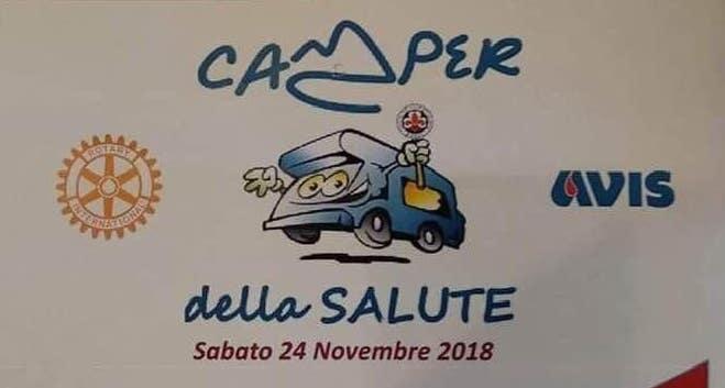 Camper della Salute: vaccinazione antinfluenzale gratuita oggi 24 novembre dalle 9 alle 13 nel piazzale della Parrocchia del Carmine