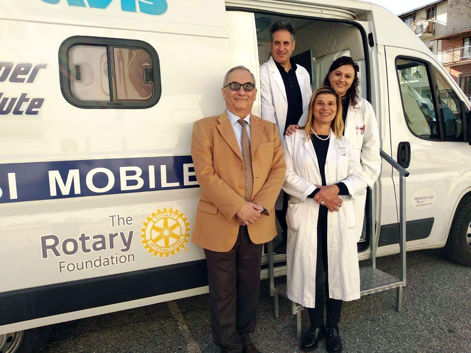 Camper della Salute: vaccinazioni antinfluenzali gratuite a Curinga e Acconia il 1° dicembre