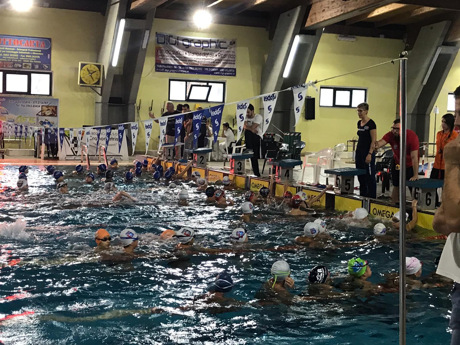 II Meeting di Nuoto Città di Vibo Valentia