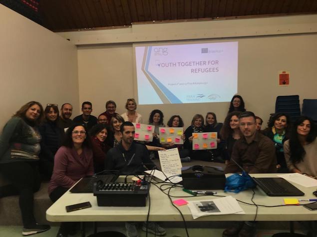 docenti Campanella Erasmus a Londra