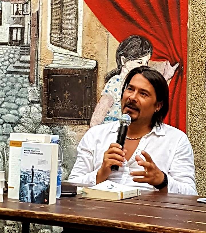 Domenico Dara libro in tedesco