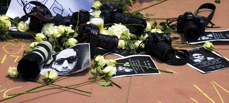 I dati sui giornalisti uccisi nel mondo