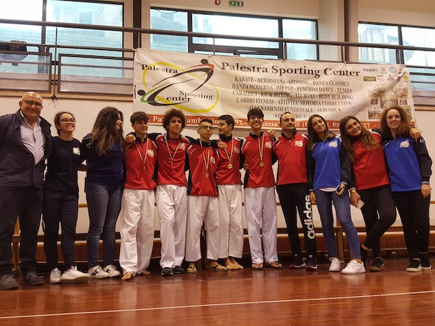 asd sporting center