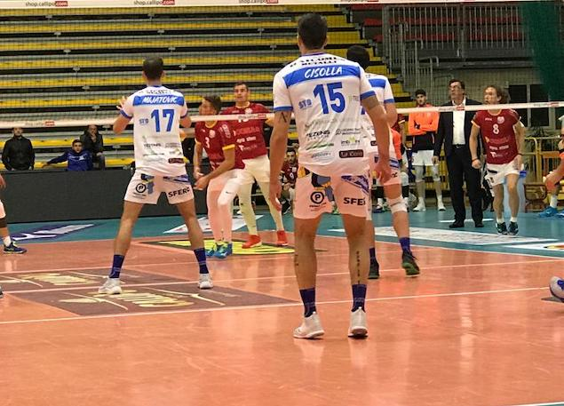 Top Volley Centrale del latte Sferc di Brescia