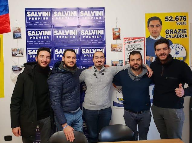 adesione Lega Felice Calidonna