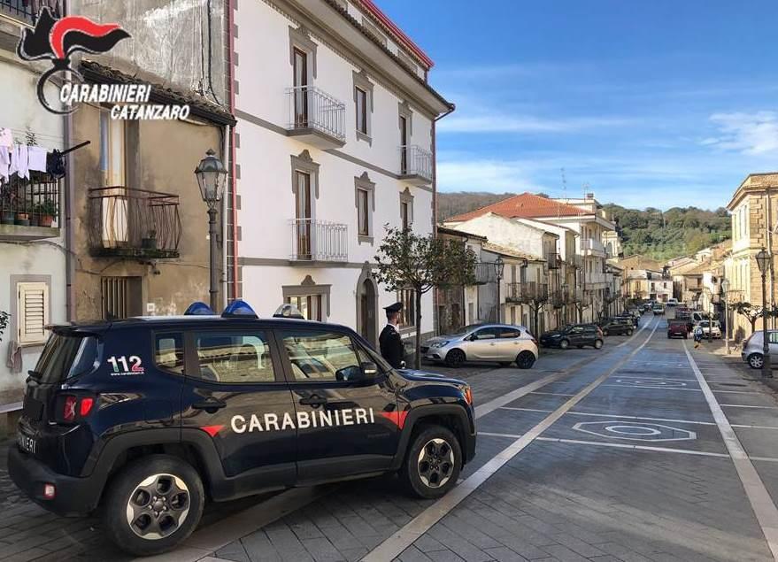 individuato responsabile del danneggiamento auto del sindaco-LameziaTermeit