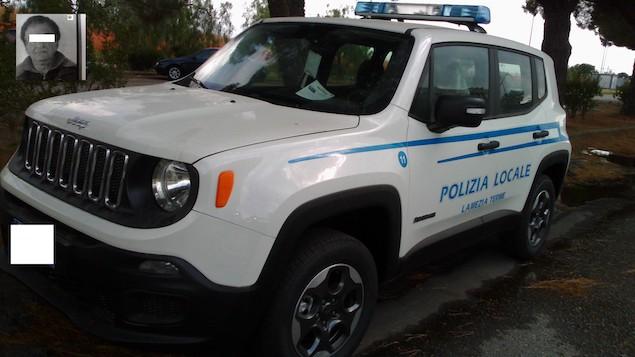 polizia locale arresto salvatore tornese