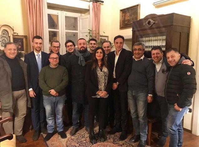 riunione Viva Lamezia del 20.01.2019 - Fratelli D'Italia