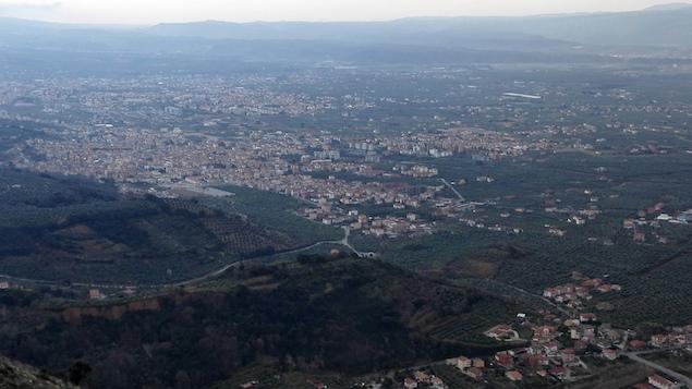 foto panorama Acquafredda