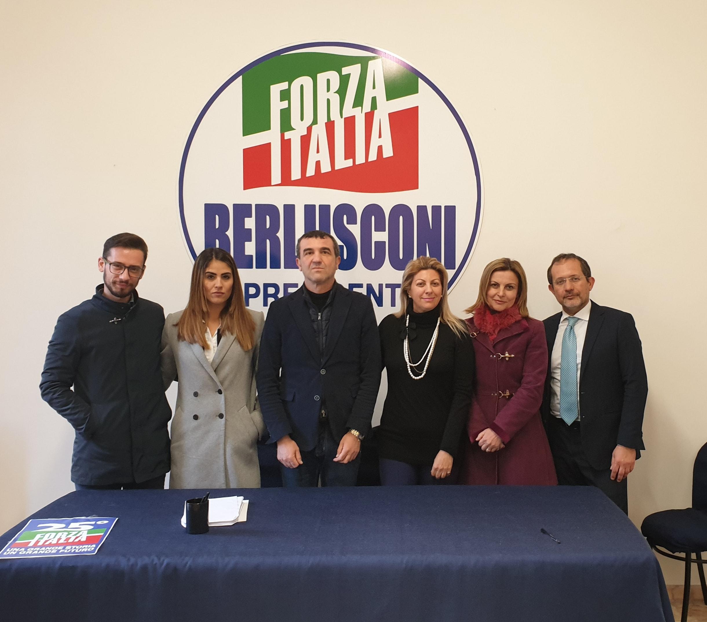 forza italia nomina anania al dipartimento Pari opportunità-LameziaTermeit