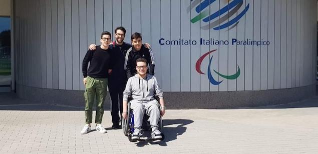 Podio per tre atleti Arvalia ai Campionati italiani giovanili di nuoto paralimpico