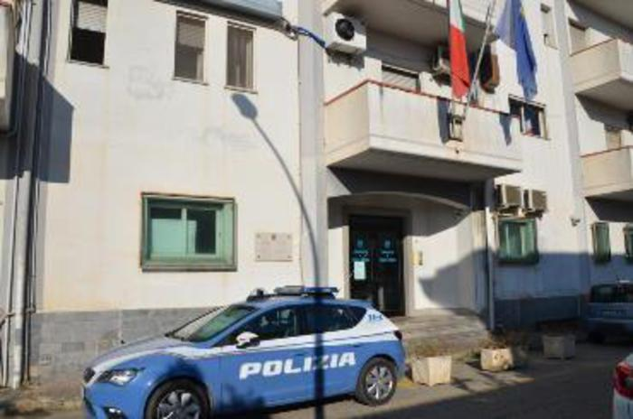 Il commissariato di Gioia Tauro della Polizia di Stato