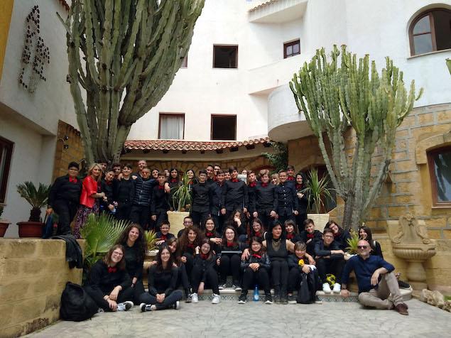 Concorso Euterpe, scuola media Pianopoli vince premio per miglior arrangiamento