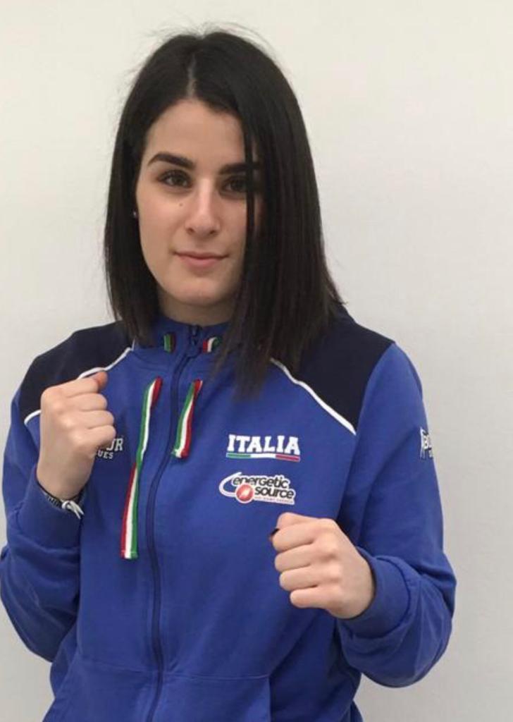La lametina Francesca De Fazio agli Europei di Boxe