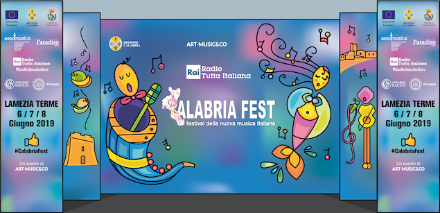 """Lamezia. Tutto pronto per la finalissima del """"Calabria Fest"""""""