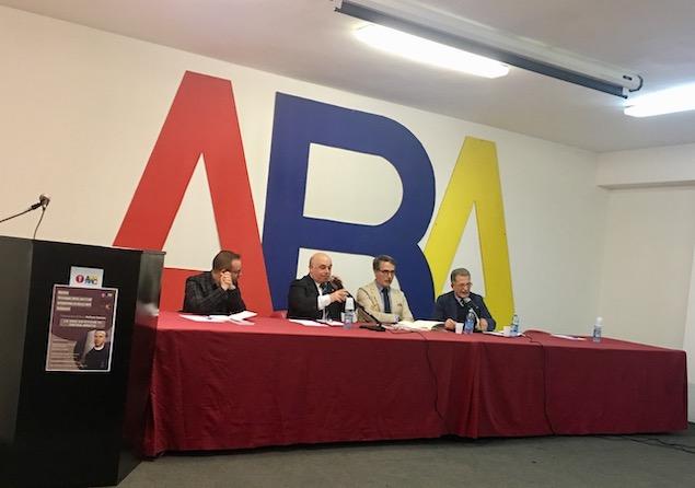 Presentato il nuovo libro di Raffaele Gaetano all'Accademia di Belle Arti di Catanzaro