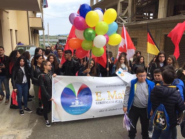 San Pietro a Maida (CZ). Grande successo per il concorso Scuole in Festa