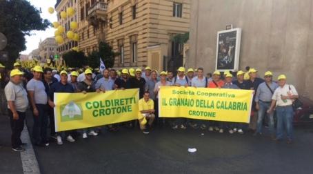 La_Coldiretti_Calabria_alla_manifestazione
