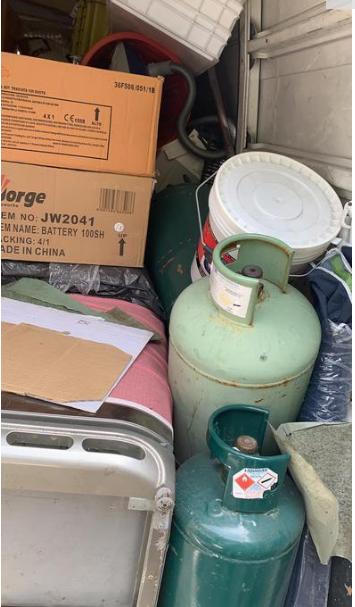trovati manufatti esplosivi vicino bombola a gas-LameziaTermeit