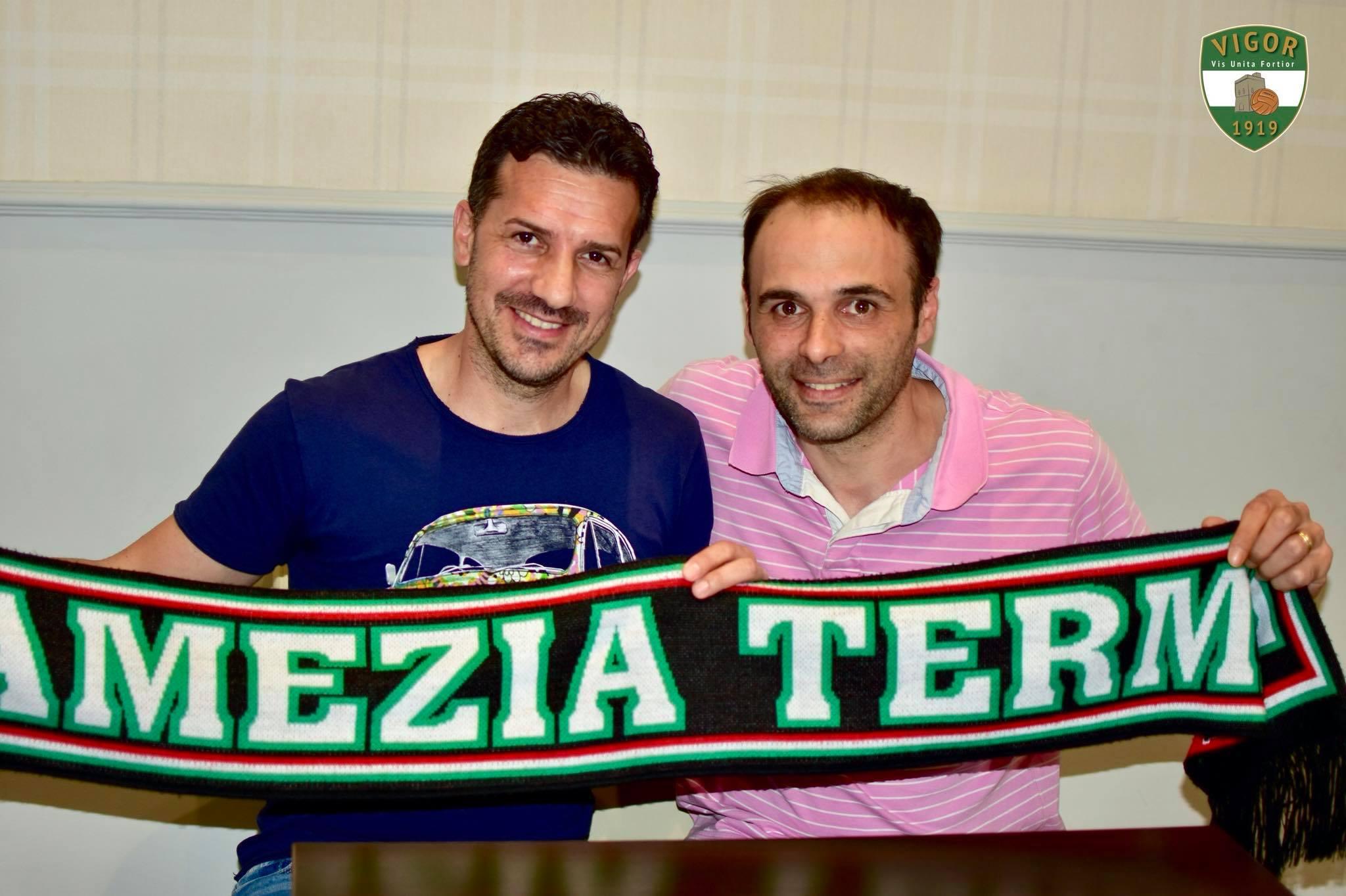 Vigor 1919: Alessandro Torchia il nuovo allenatore