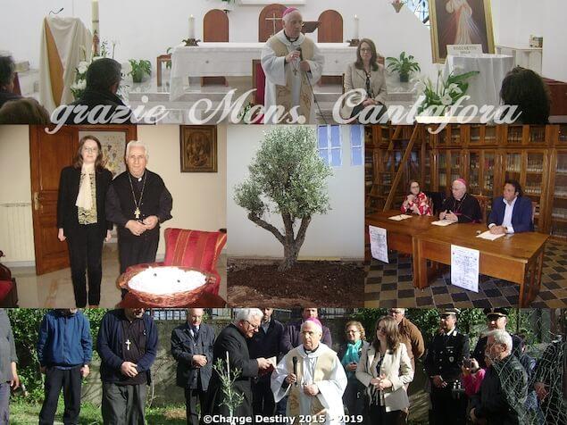 Grazie di tutto Monsignor Cantafora