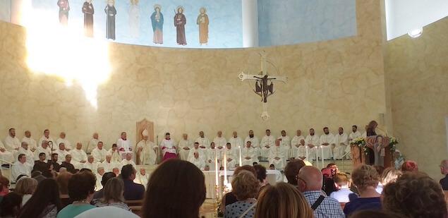 Celebrazione diocesana del Corpus Domini a Lamezia