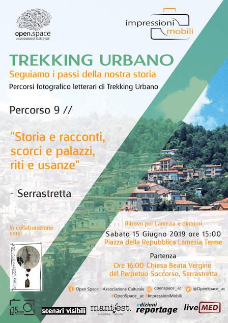 Sabato 15 giugno Impressioni Mobili sarà a Serrastretta