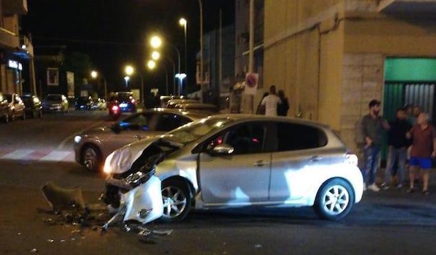 Lamezia. Incidente stradale in via Aldo Moro, un ferito