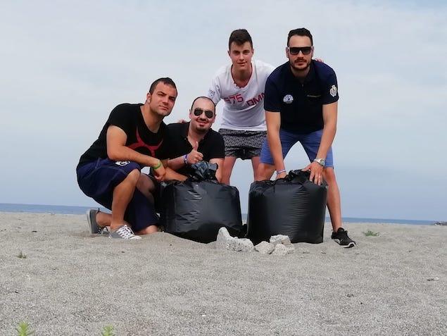 Lega giovani Lamezia: Giovani Uniti per un mare più pulito?
